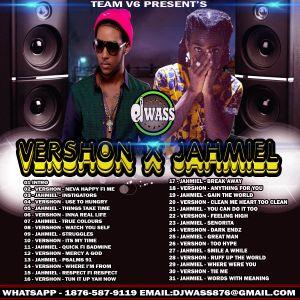 DJ WASS - VERSHON & JAHMIEL MIXTAPE 2016