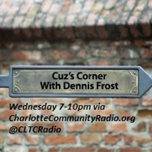 Jan 27th- Cuz's Corner with Dennis Frost (Americana)