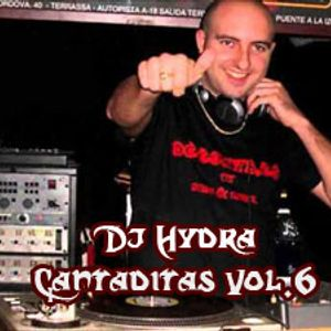 Dj Hydra Cantaditas Vol.6 (sesiones viejas)