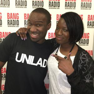 #BANGinDrivetime with @MsAmandaStar - Guest Co-host @AxelComedian 15.12.2015