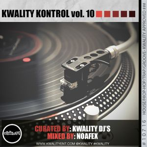 Kwality Kontrol Vol. 10 (Noafex)