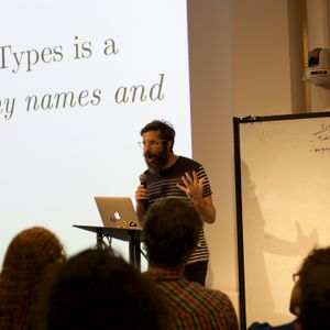 Michael Bernstein on Propositions as Types