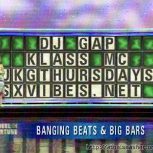 28.05.15 - DJ GAP & Klass MC - #UKGThursdays - SXVibes.net