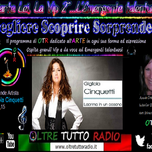 Scegliere Scoprire Sorprendere 24/03/16 Anna Crecco con Gigliola Cinquetti