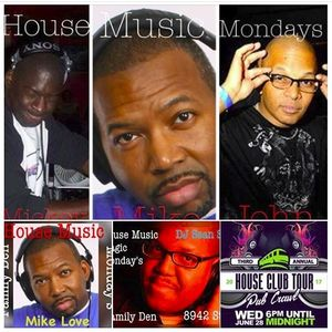 Mike Love x House Music Mondays - Family Den 6-26-17