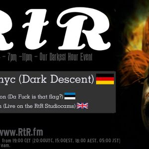 Embrionyc at Darkest Hour event on RtR 08/01/2014