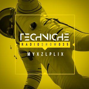 TRS035-Techniche Radioshow: Myxzlplix