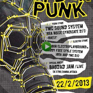 21  dj DEAGON - Cyber Punk [live set played 22 FEB 2013 at
