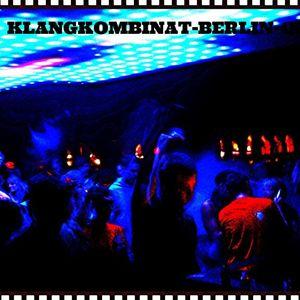 "NEW....BERLIN...CLUB-BEAT""S......LIVE SET BY "" KLANGKOMBINAT-BERLIN-OST................."