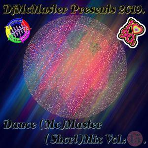 DjMcMaster Presents 2019 - Dance (Mc)Master (Short)Mix Volume 15.