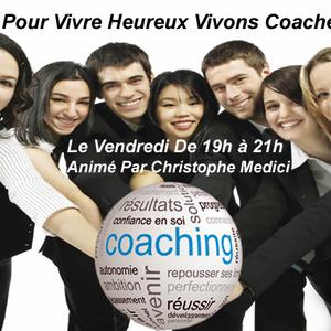 Christophe Medici - Pour Vivre Heureux Vivons Coaché 15 avril 2016