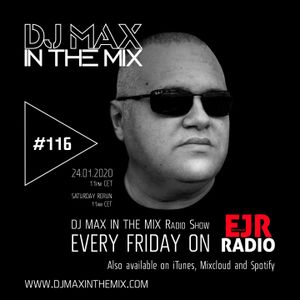 DJ MAX In The Mix 116