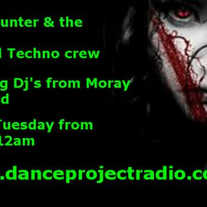 twisted techno on danceproject