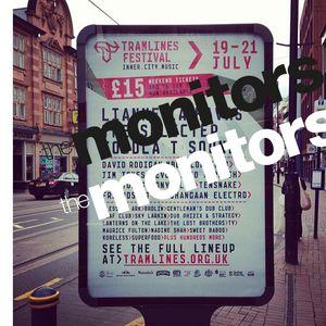 The Monitors Tramlines podcast spesh