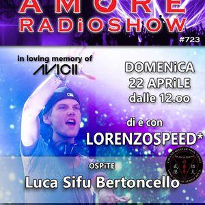 LORENZOSPEED* presents ARS 723 Domenica 22/4/2018 with LUCA sifu BERTONCELLO & CHRiSTiAN sifu BAGGiO