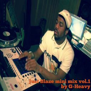 Just Blaze mini mix vol.1