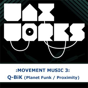 Q-BiK - Waxworks Mini Mix