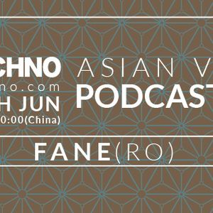 Fnoob / Asian Vibes Podcast #12 - FANE (RO)