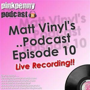 Mr Vinyl - Podcast Episode 10