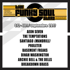 the Funky Soul story S12/E01 (septembre 2017)