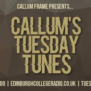 Callum's Tuesday Tunes | TWODAYSOFBROADCAST