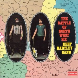 The Keef Hartley Band