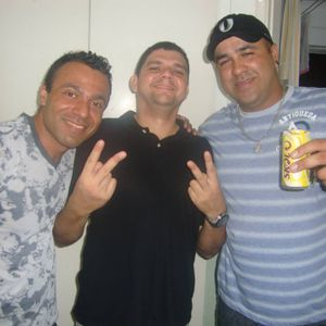 PodCast 06 DnB #HARD! DJ Ronaldex, Fabio and Thales Lima