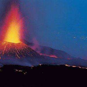 Θέμα το ηφαίστειο της Σικελίας, η Αίτνα!