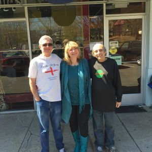 Forbidden Alliance radio at  WOWD-lp Takoma Park April 9, 2017 with Jennifer Cutting (part 2)