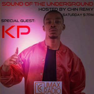 Sound Of The Underground Show (Climax Radio) 12/08/2017 KP INTERVIEW