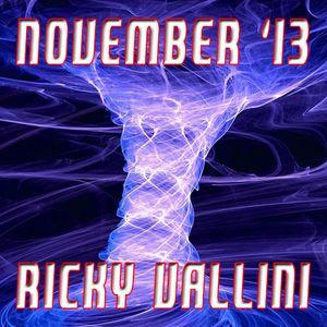November '13 mixed by Ricky Vallini