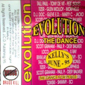 Evolution The Dance Revolution - Kellys Portrush - June 1995 - Side A