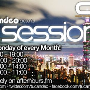 Tucandeo pres In Sessions Episode 011 Incl Guest Basil O'Glue live on AH.fm