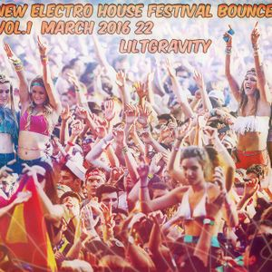 New Electro Bounce Festival Mix March 2016