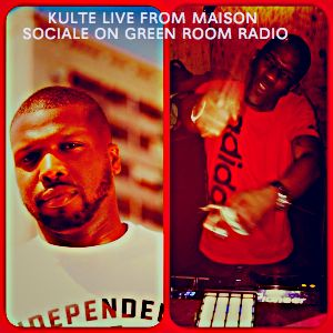 KULTE (FEATURING GABE PRICE AND ESAN ELLIS) LIVE AT MAISON SOCIALE JULY 2 2015