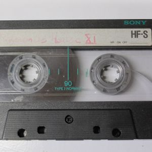 ref house  mix tape 1988