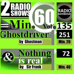 2 Radioshows = 60 Min. / Vol. 135