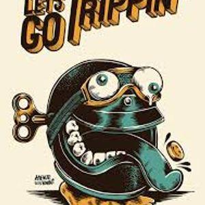 Let's Go Trippin' 10/03/17 Radio Show @indiegroundradio.com
