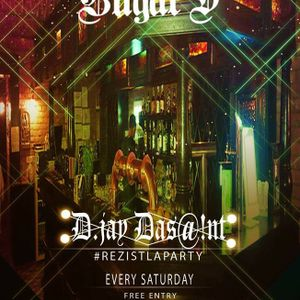 D.Jay DaS@!nt Live In Bugar'D - #rezistlaparty 09.12.2017
