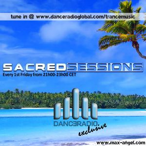 Sacred Sessions 025 mixed by Max Angel