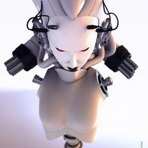 Dworak - Making of cyborg