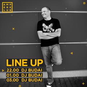 DJ BUDAI Special Birthday All Night Long@Amper Klub 2019.03.09. Part3