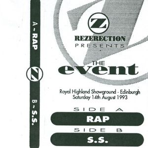 ~Rap & SS @ Rezerection - TheEvent~