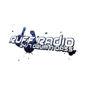 Ruff Radio Podcast 022 - Jonny T - One Foot Sessions Liquid Rollers (28 June 2017).