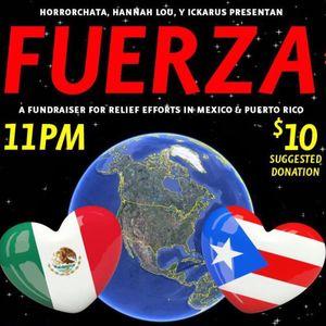FUERZA Live Set Pt 1