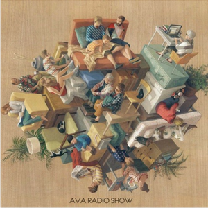 AleVtinA - AVA  radio show 001