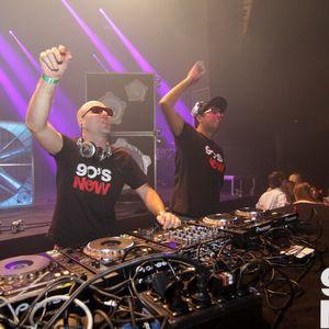 90's Now (feat. Gary Global & Timmy) Live at Doornroosje, Nijmegen, NL (13-02-15)