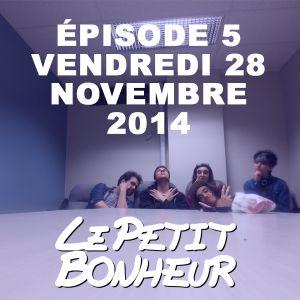 LPB - Épisode 5 - Vendredi - Meilleure chanson/La cuisine
