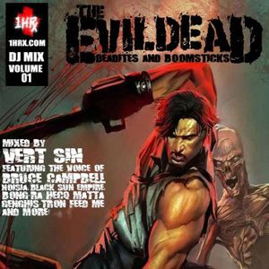 The Evil Dead: Deadites & Boomsticks