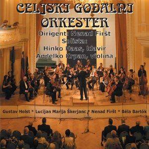 Gustav Holst: St Paul's Suite (CD 2001)